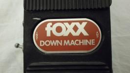 down mashine 1