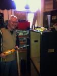jochen fixed the baffel board