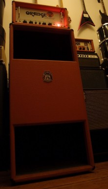 Orange/Matamp OR200 1972 + 2x15 Reflector cab.