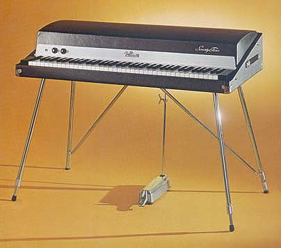 fender rhodes mark i r ckkopplung. Black Bedroom Furniture Sets. Home Design Ideas